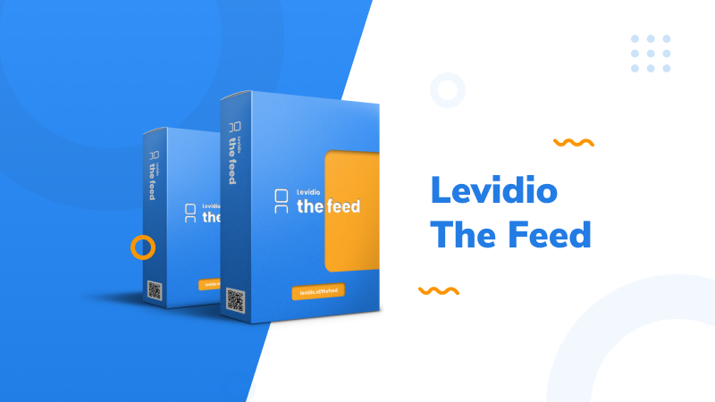 Levidio The Feed Genkreatif